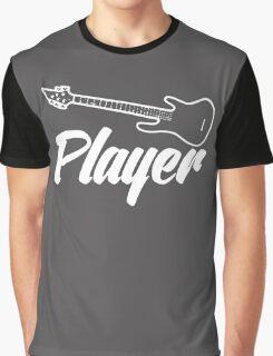 Bass Player Graphic T-Shirt