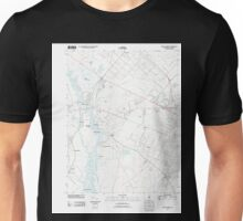 USGS TOPO Map New Jersey NJ Mays Landing 20110426 TM Unisex T-Shirt