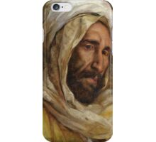 Emperor Xiaozong - Couplet on Pond Scenery iPhone Case/Skin