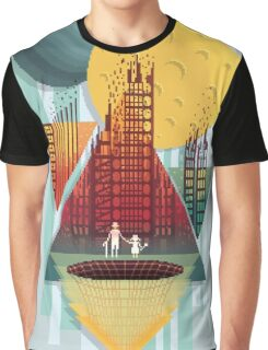 Transitional Salvation Graphic T-Shirt