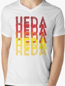 the 100 Mens V-Neck T-Shirt