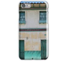 Green Windows and Doors iPhone Case/Skin