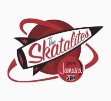 The Skatalites One Piece - Long Sleeve