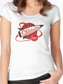 The Skatalites Women's Fitted Scoop T-Shirt