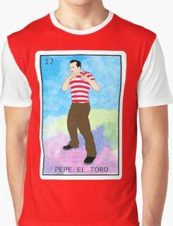 PEPE EL TORO Graphic T-Shirt
