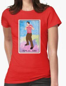 PEPE EL TORO Womens Fitted T-Shirt