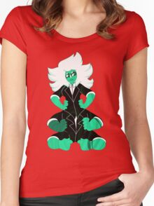 Formal Malachite Women's Fitted Scoop T-Shirt