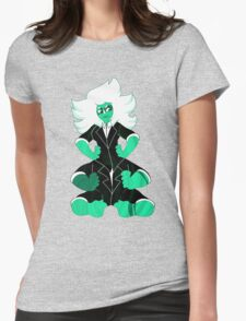 Formal Malachite Womens Fitted T-Shirt