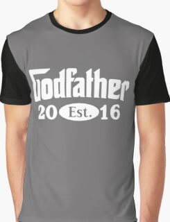 Godfather 2016 Graphic T-Shirt