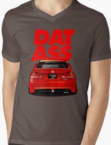 CIVIC DAT ASS Mens V-Neck T-Shirt