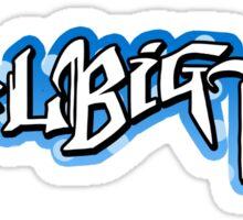 Reel Big Fish Logo Sticker