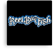 Reel Big Fish Logo Canvas Print