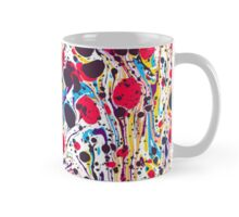 Psychedelic Vintage Marbled Paper Pepe Psyche Mug
