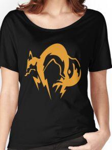 Metal Gear Fox Unit Art Women's Relaxed Fit T-Shirt