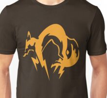Metal Gear Fox Unit Art Unisex T-Shirt