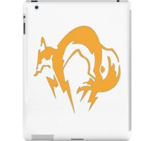 Metal Gear Fox Unit Art iPad Case/Skin