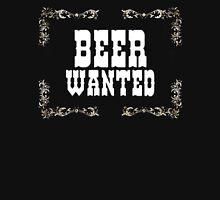 Beer Wanted, wild wild west Unisex T-Shirt