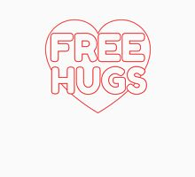 Free Hugs Cute Simple Design Love Unisex T-Shirt