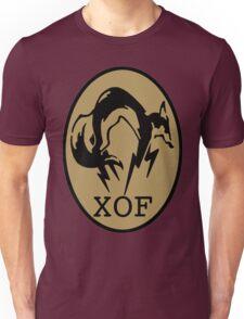 Metal Gear XOF Unit Art Unisex T-Shirt
