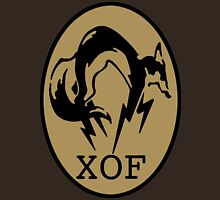 Metal Gear XOF Unit Art Unisex T-Shirt