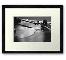 Nostalgia ...monochrome  Framed Print