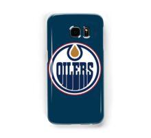 Edmonton Oilers Samsung Galaxy Case/Skin