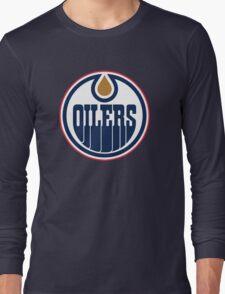 Edmonton Oilers Long Sleeve T-Shirt