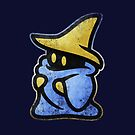 Black Mage Distressed by likelikes