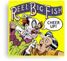 Reel Big Fish : Cheer Up ! Canvas Print