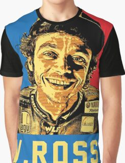valentino rossi Graphic T-Shirt