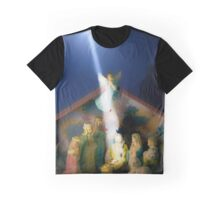 Unto us a child is born Graphic T-Shirt