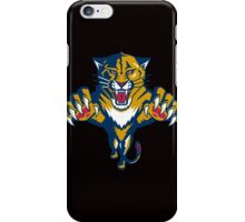 florida panters iPhone Case/Skin