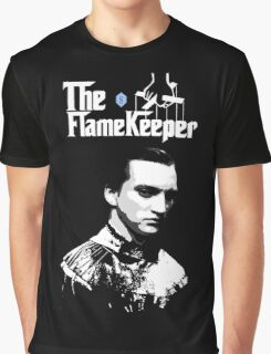 The Flame Keeper - Murphy - The 100 Graphic T-Shirt