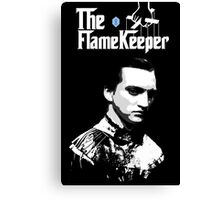 The Flame Keeper - Murphy - The 100 Canvas Print