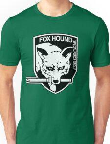 FOX HOUND Art Unisex T-Shirt