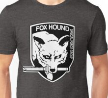 FOX HOUND Art Unisex T-Shirt