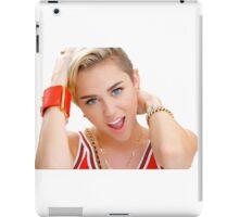 Miley Cyrus iPad Case/Skin