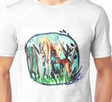 In the forest of dream Unisex T-Shirt