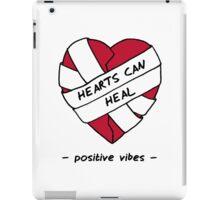 Hearts Can Heal iPad Case/Skin