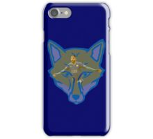 Mahrez, Go foxes iPhone Case/Skin