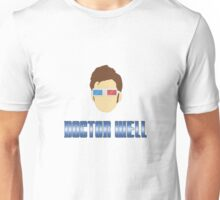 Doctor Well - Tenth Doctor Unisex T-Shirt
