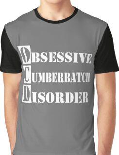 Obsessive Cumberbatch Disorder Graphic T-Shirt