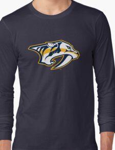 nashville predators Long Sleeve T-Shirt