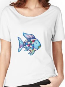 Rainbow Fish Women's Relaxed Fit T-Shirt