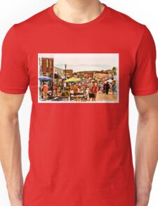 """""""Up and Down the Strip""""... prints and products Unisex T-Shirt"""