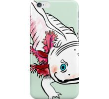 Adorable Axolotl iPhone Case/Skin