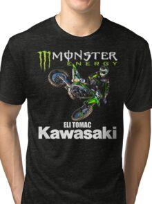 tomac #3 Tri-blend T-Shirt