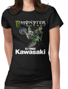 tomac #3 Womens Fitted T-Shirt