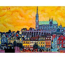 Cobh IV, Cork, Ireland Photographic Print