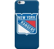 new york rangers iPhone Case/Skin